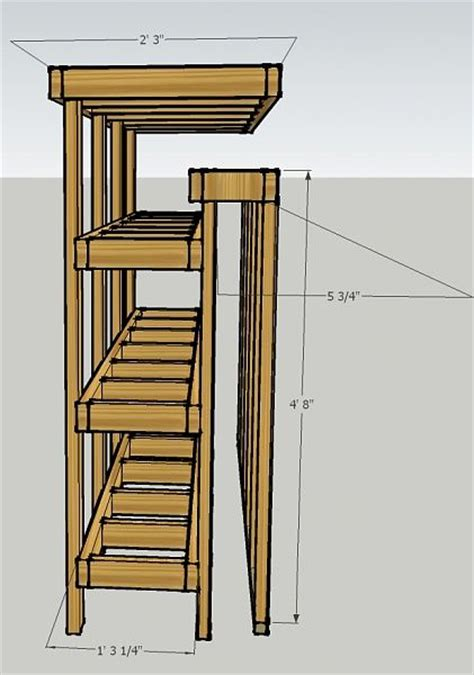 for the workshop material storage on pinterest lumber storage lumber and plywood storage diy shop home improvement