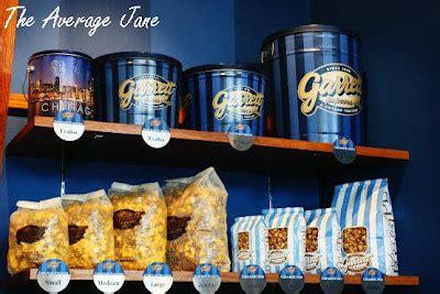 Size M Garret Popcorn Special Flavor the average garrett popcorn shops in singapore