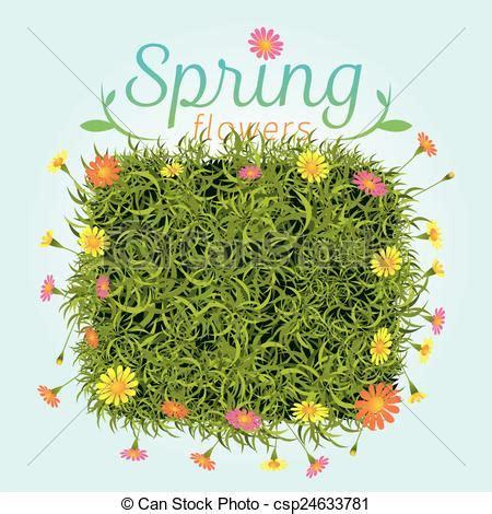 fiori stagione fiori primaverili fondo stagione primavera set