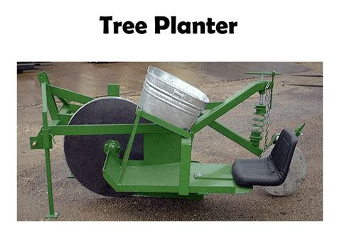 Tree Planter For Sale by Tree And Plant Sales Clinton Conservation