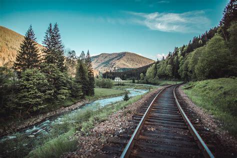 Lifestyle Blog Design by Carpathian Mountains Ukraine Part 2