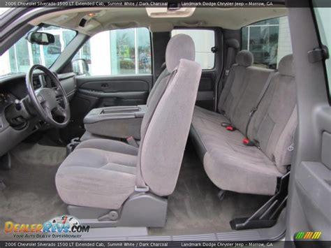 2006 Chevy Silverado Interior by Charcoal Interior 2006 Chevrolet Silverado 1500 Lt