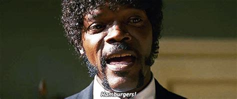 Samuel L Jackson Pulp Fiction Meme - 1k pulp fiction uploaded gif samuel l jackson p samuel l