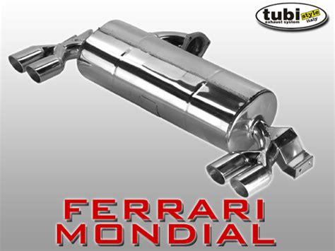 Ferrari 3 Endrohre by Italparts