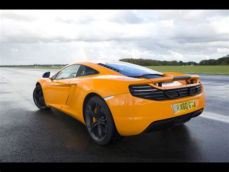 orange mclaren rear 2012 mclaren mp4 12c orange rear angle 1280x960