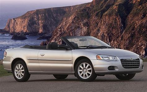 Chrysler Sebring 2006 Convertible by 2006 Chrysler Sebring Information And Photos Zombiedrive