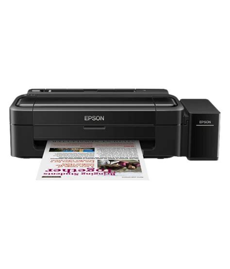 Printer Epson Epson L110 epson l130 single function color printer upgraded version