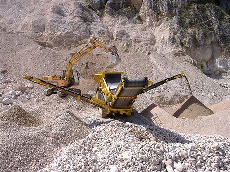 cava di ghiaia cave di ghiaia reggelbergbau ponente alto adige