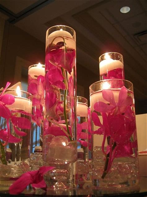 water centerpieces submerged flowers in water centerpieces yahoo answers