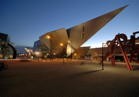 denver architects 15 museums for their unconventional architecture