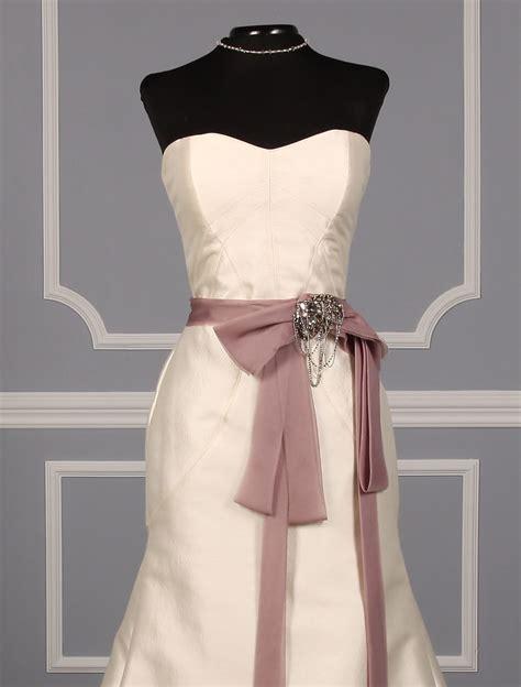 st dress marcella tosca lhuillier marcella bridal sash on sale your
