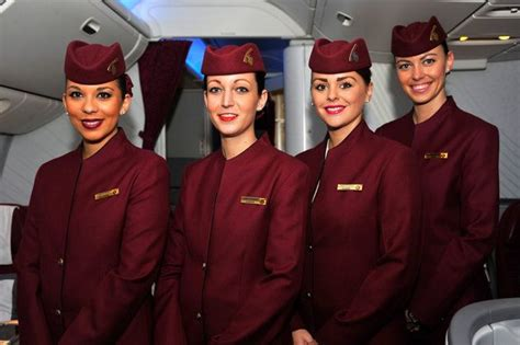 qatar airways cabin crew qatar airways cabin crew islam s fashionable