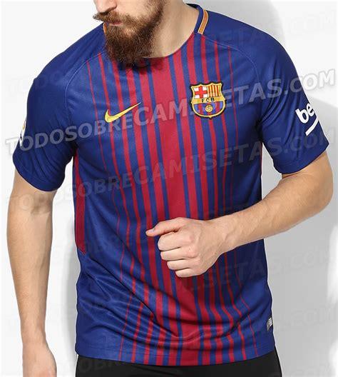 Jersey Original Fc Barcelona Home Season 20152017 camiseta nike de fc barcelona 2017 18 todo sobre camisetas