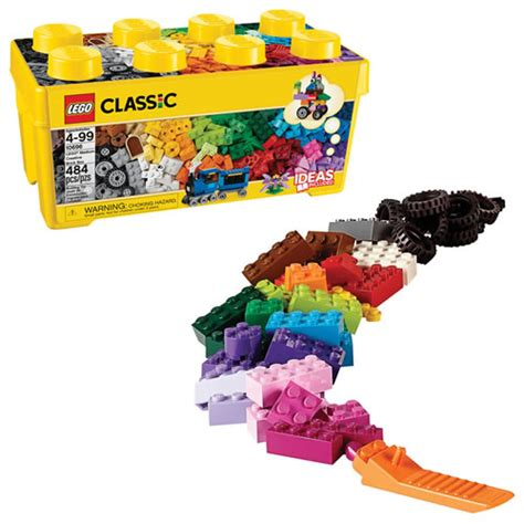 Supplier Lego 10696 Brick And More Medium Creative Brick Box lego 174 classic medium brick box 10696