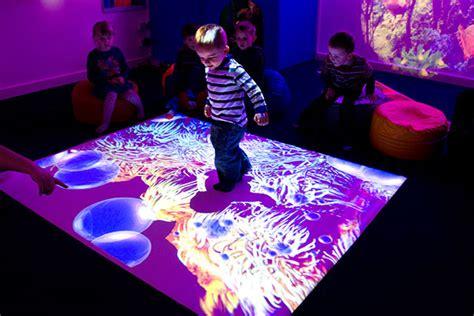 Interactive Floor by Omivista Interactive Floors