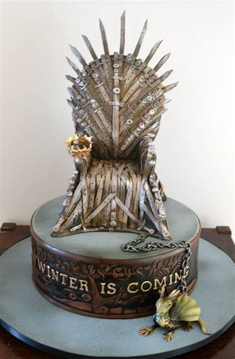 game thrones iron throne dragon cake sweet ruby cakes cakes movie tv dr