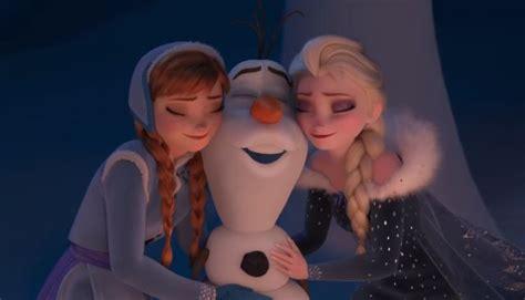film disney frozen 2 in romana olaf s frozen adventure trailer returns to the world of frozen