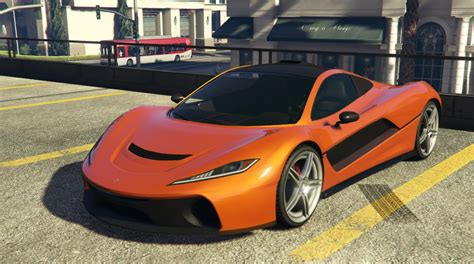 Progen T20   GTA 5 Cars