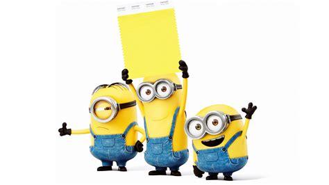 imagenes gift minions finalmente un nuovo colore pantone 232 il giallo minion wired