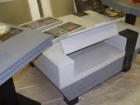 Nintendo Nes Coffee Table Nes Coffee Table And Cartridge End Tables