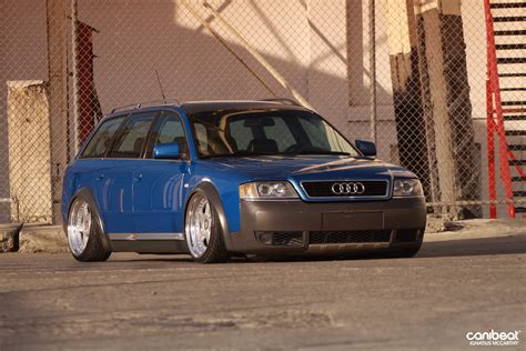Audi A6 Allroad 2002 by 2002 Audi A6 Allroad Stationwagon Tuning Custom Wallpaper