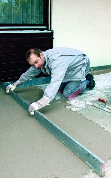 Zementestrich Trockenzeit by Aufheizprotokoll Zementestrich Nach Din 4725 Bau