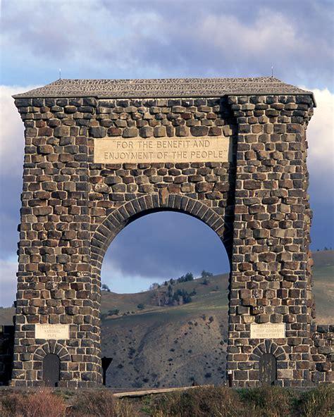 roosevelt arch national park service 2016 centennial a brief preview