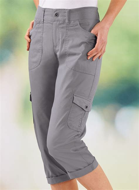 Comfort Waist Capris comfort waist capris amerimark catalog shopping for womens apparel products