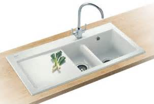 White Sinks For Kitchen White Kitchen Sink Design Kitchenidease