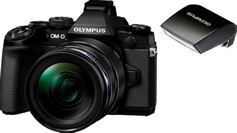Kamera Olympus Om D E M1 Olympus Om D E M1 System Kamera M Zuiko Digital Ed 12 40 1 2 8 Zoom 16 3 Megapixel