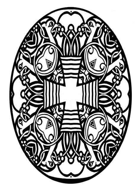 easter eggs coloring pages for adults easter egg coloring pages twopartswhimsicalonepartpeculiar