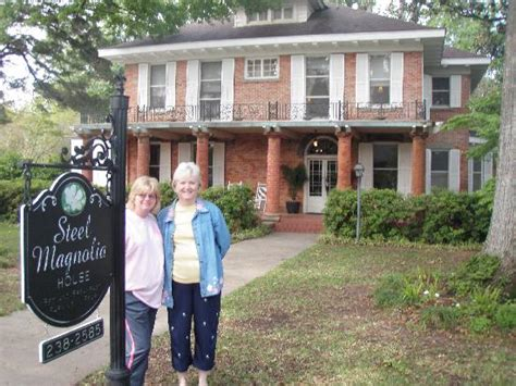 bed and breakfast natchitoches la sisters picture of steel magnolia house bed breakfast