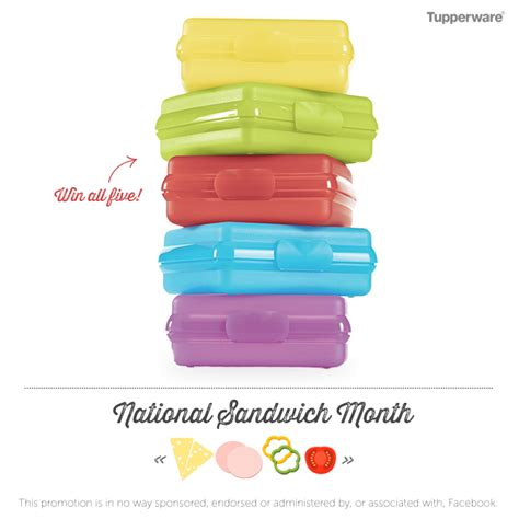 Mobile Home Giveaway On Facebook - tupperware facebook giveaway