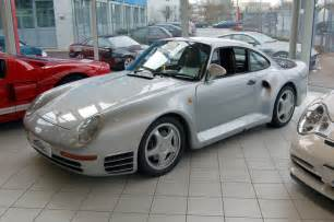 What Is A Porsche File Porsche 959 Silver At Auto Salon Singen Jpg