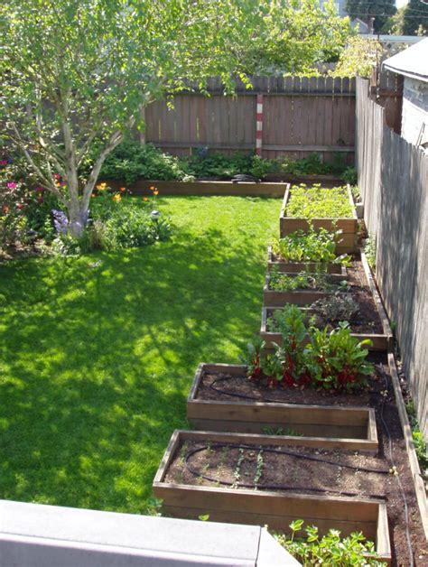 backyard raised garden raised herb garden design photograph raised beds for herb