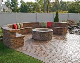 small outdoor pit decorate your garden with a small pit fireplace