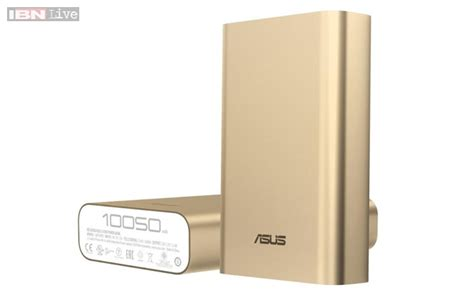 Power Bank Asus Zenpower 10050mah asus zenpower 10050mah power bank launched at rs 1499 in india