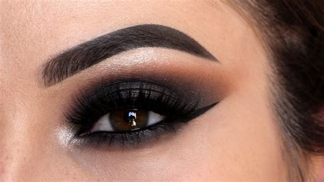 10 Black Smokey Eye Tips by Black Smokey Eye Makeup Tutorial Tips Tricks For