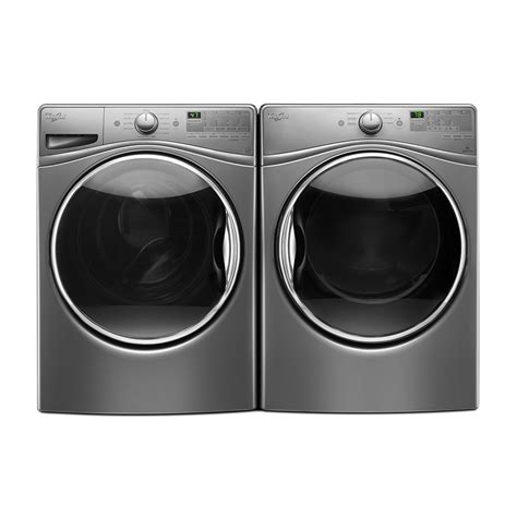 washer dryer set whirlpool wfw85hefc ywed85hefc washer and dryer set lowe s canada
