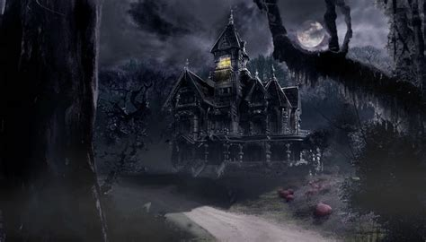 lay monster town a scary and awesome tower defense the haunted house by croonstreet on deviantart