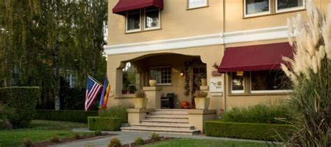 bed and breakfast napa ca history of the inn on first bed breakfast inn napa