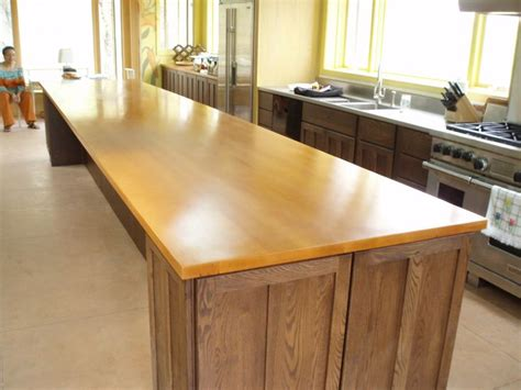Narrow Kitchen Countertops by 17 Best Images About Standard Plank Countertops On