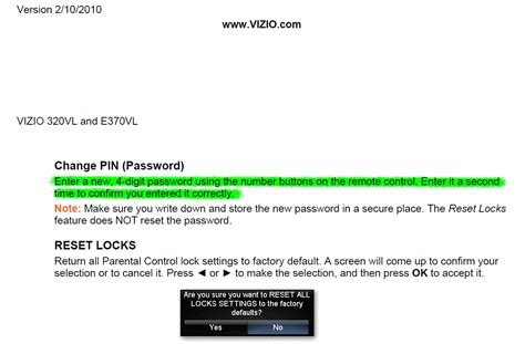reset parental code on vizio tv what does input locked mean on my tv and why won t it stay