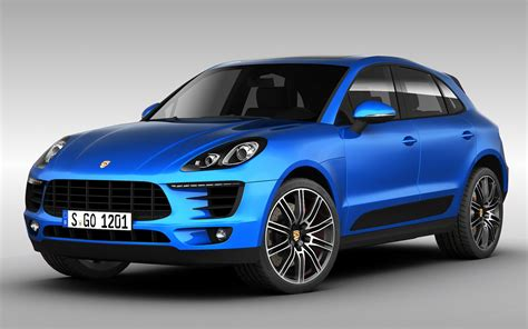 2016 Porsche Macan Pictures Information And Specs
