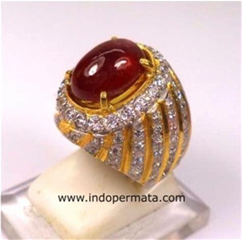 Cincin Perak Mata Berlian Asli Murah batu permata merah delima asli 279 toko batu permata batu permata batu mulia