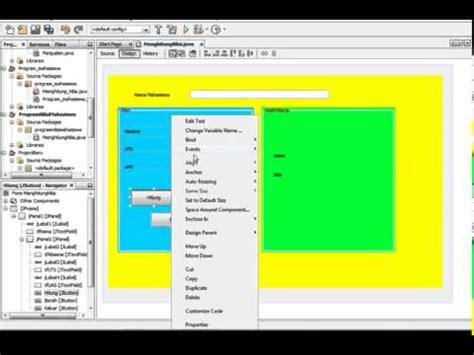 Membuat Aplikasi Web Berbasis Jsp tutorial membuat program nilai mahasiswa menggunakan java
