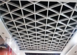suspended grid ceiling unique lattice suspended metal ceiling grid for office