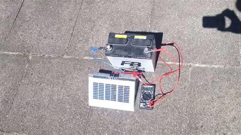 Motorrad Batterie Mit Solar Laden by Proplus 550059 Solarmodul Solarpanel Solarladeger 228 T