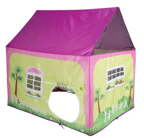 pacific play tent cottage amazoncom pacific play tents cottage play house