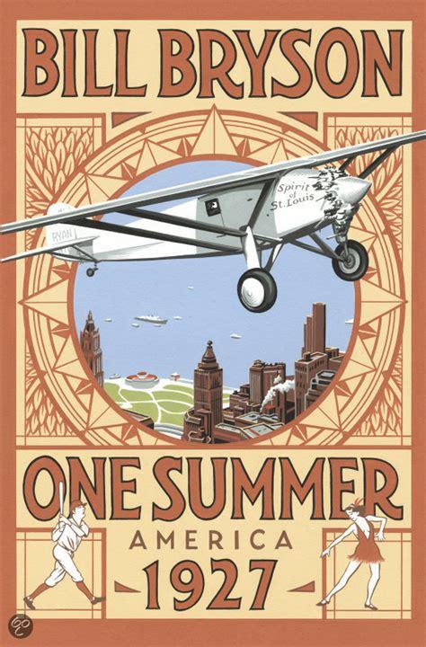 one summer america 1927 bol com one summer bill bryson 9780385608282 boeken